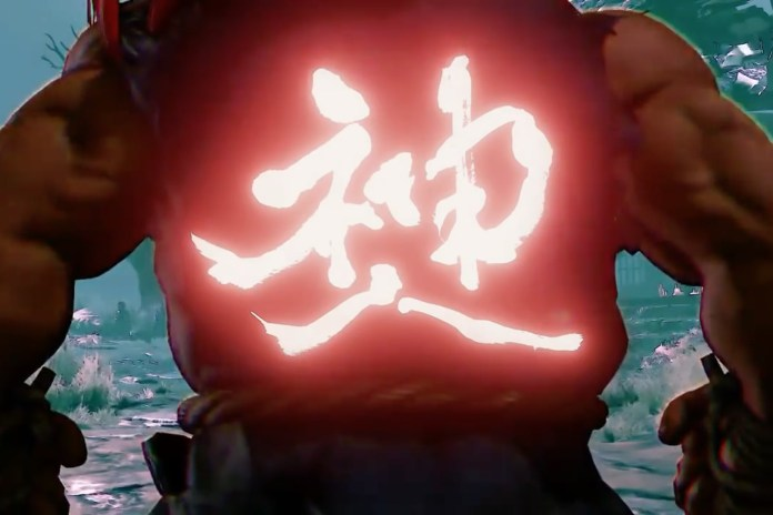 Akuma Is Coming to 'Street Fighter V'