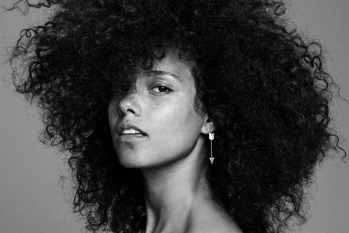 Listen to Alicia Keys' New Album 'Here'