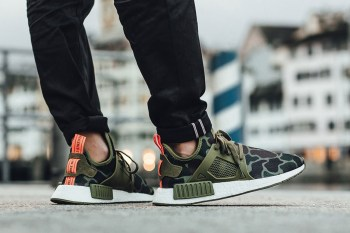 "An On-Foot Look at the Upcoming adidas NMD XR1 ""Duck Camo"" Pack"