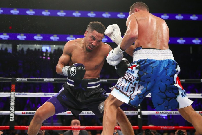 Andre Ward Is Crowned the Light-Heavyweight World Champion