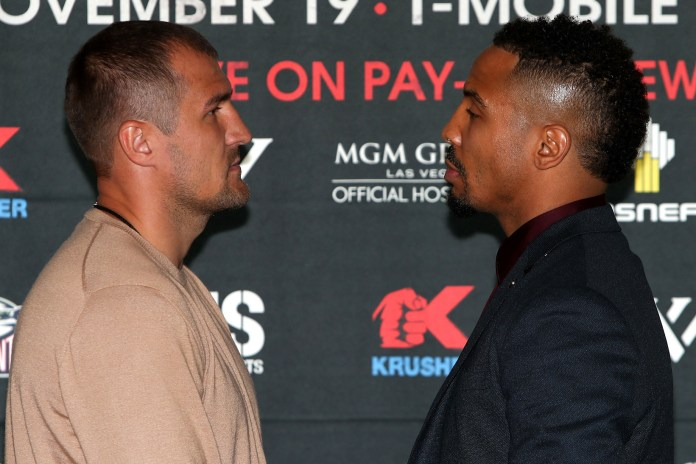 Five Reasons Why You Should Watch Andre Ward vs. Sergey Kovalev