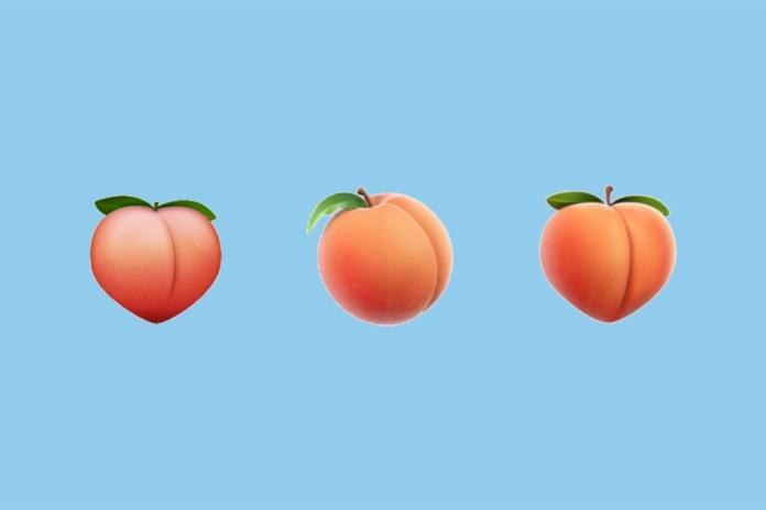 Apple Listens, Brings Back the Butt-Like Peach Emoji