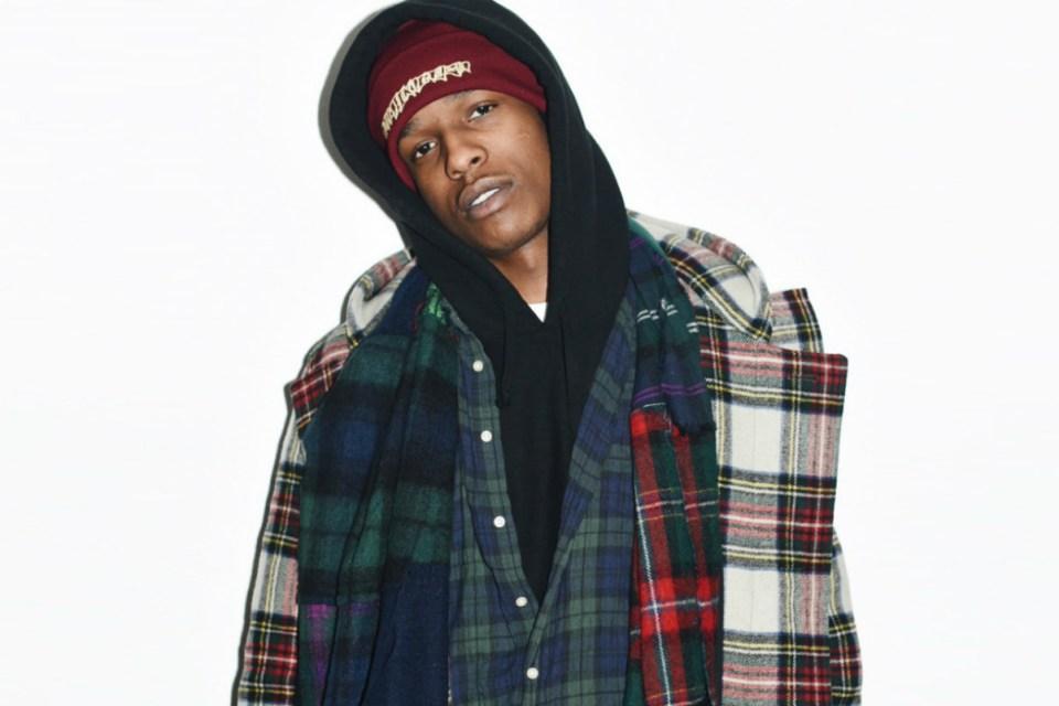A$AP Rocky A$AP Nast I Want Remix | HYPEBEAST