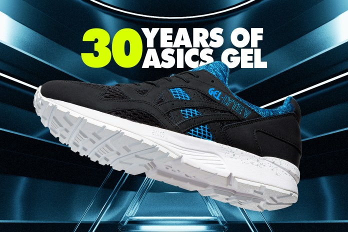Here's What the World Was up to When ASICS Tiger™ Launched Its GEL Technology