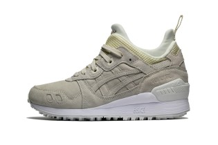 The ASICS GEL-Lyte III Receives the Sneakerboot Treatment