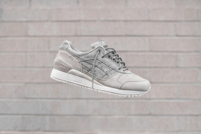 Another Look at the ASICS GEL-Respector's Lunar-Inspired Update
