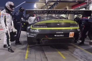 Aston Martin Takes on the #MannequinChallenge