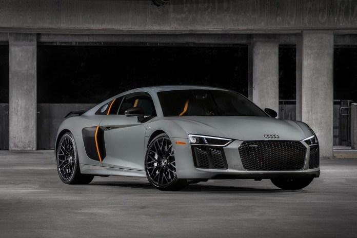 Audi Unveils Its Limited-Edition R8 V10 Plus Exclusive