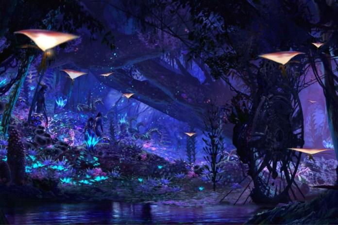 Disney Reveals New 'Avatar' Attraction Artwork, Animatronics, and Ride