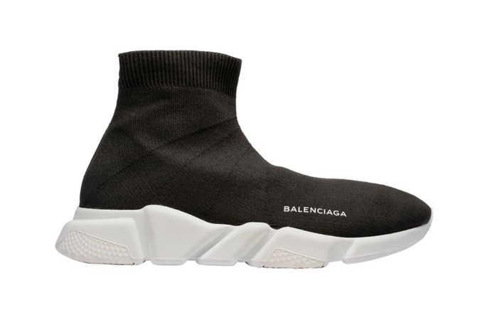 Balenciaga Speed Trainer Hits Form and Function in Stride