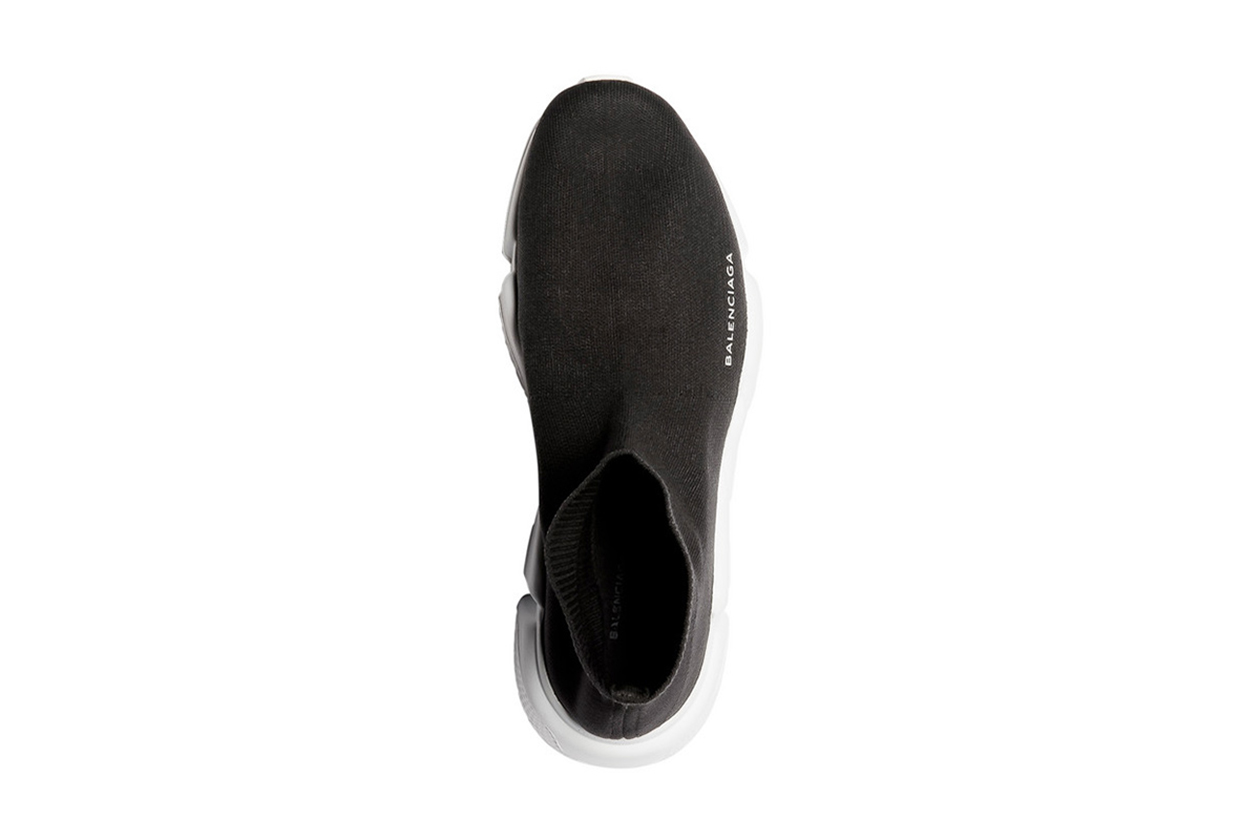 Balenciaga Trainer Speed On Feet