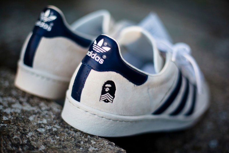 The Respect Is Mutual  A Complete Timeline of BAPE x adidas Collaborations fea59009b