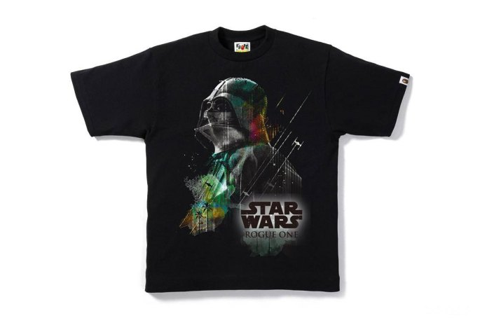 BAPE Is Releasing a Special Capsule for 'Rogue One: A Star Wars Story'