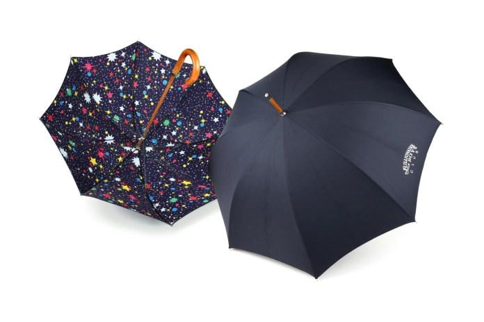 Billionaire Boys Club Puts Its Spin on London Undercover's Signature Umbrella