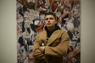"""We Talked to Blondey McCoy About His Latest """"Fourth Fancy"""" Art Exhibition"""