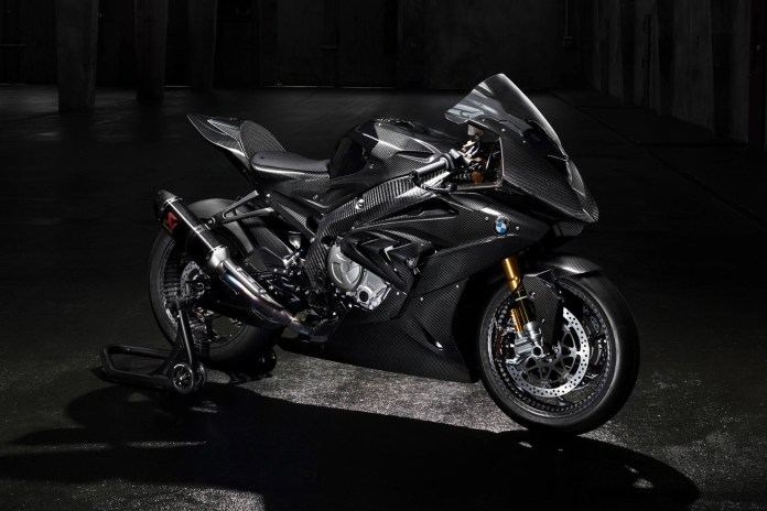 BMW Motorrad Unveils Limited Edition HP4 Race Advanced Prototype