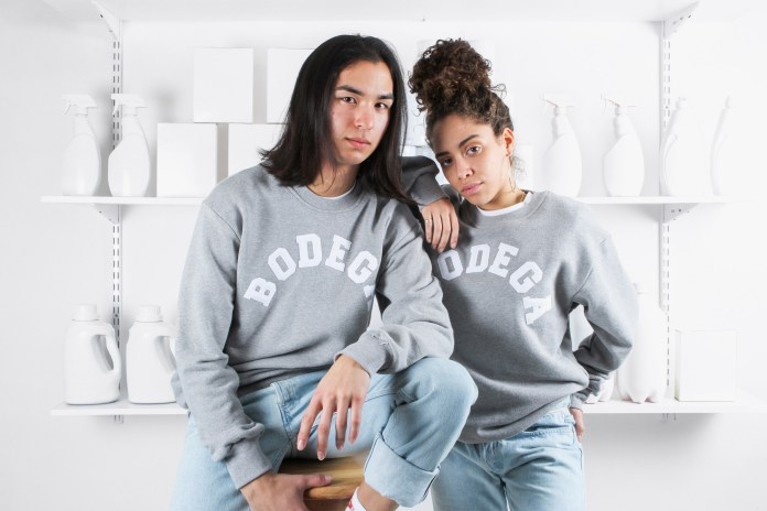 Bodega Drops a Winter-Ready Fleece Line