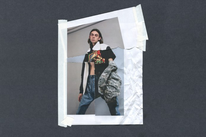 "Bodega Visits the Theme of Repurposing With Its New ""Mix & Match"" Editorial"