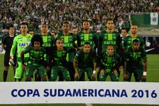 Brazilian Soccer Team Plane Crashes Killing 76