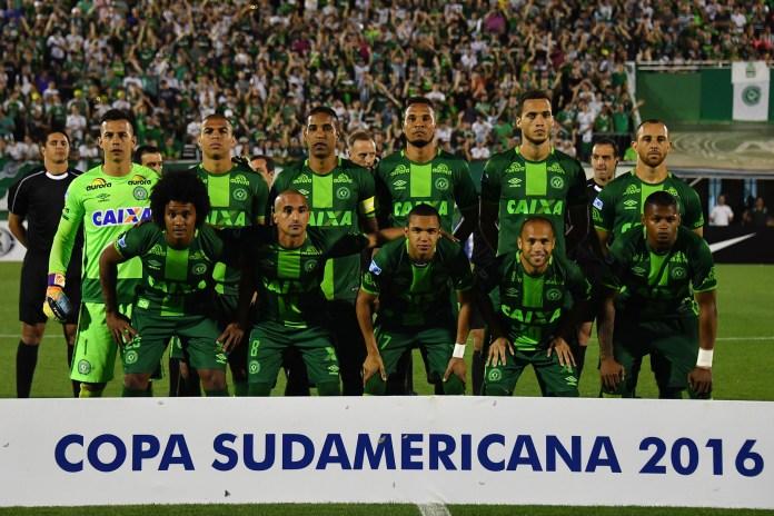 Brazilian Soccer Team Plane Crashes Killing 76