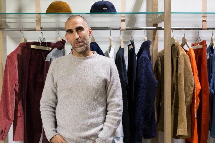 Brendon Babenzien Discusses the Importance of Sustainable Fashion
