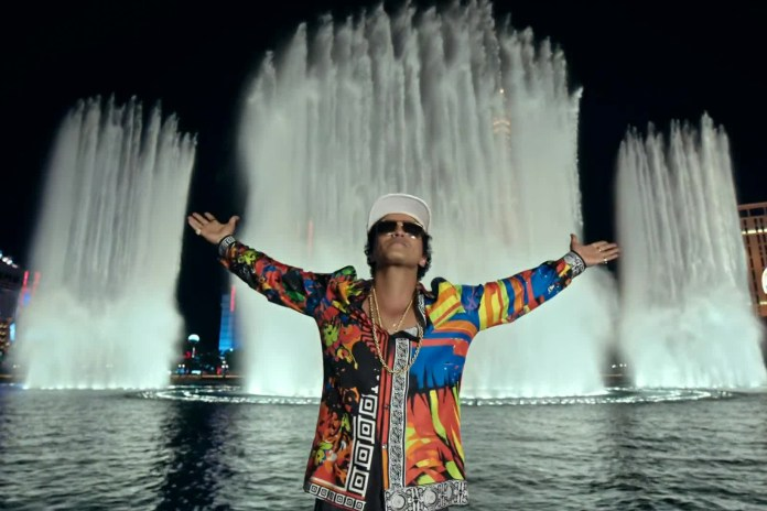 Bruno Mars Announces His '24K Magic' World Tour