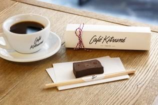 """Café Kitsuné Develops a New """"TOFU CHOCOLAT"""" Dessert"""