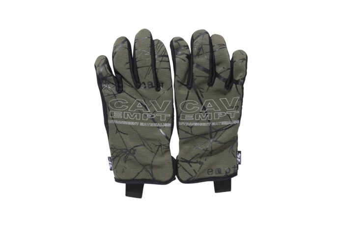 Cav Empt Releases a Pair of Touch Sensitive Gloves That Let You Use Your Phone While Staying Warm