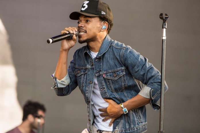 This is the Photo That Inspired Chance the Rapper's 'Acid Rap' Cover