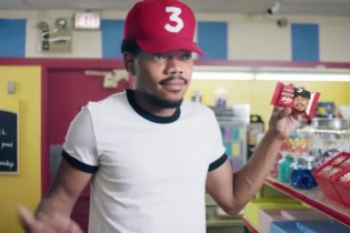 Chance The Rapper Stars in Second Version of His Kit Kat Commercial