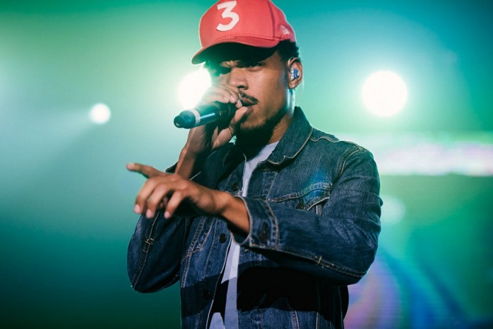 Chance the Rapper Is Working on His Official Debut Album