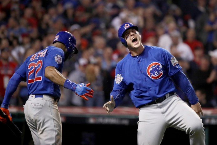 Chicago Cubs Win the 2016 World Series in Game 7