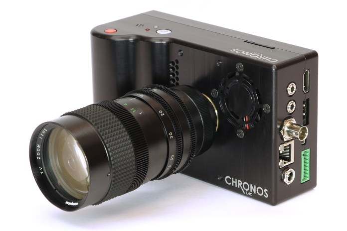 Chronos 1.4 Is the High-Speed Camera You Didn't Know You Needed