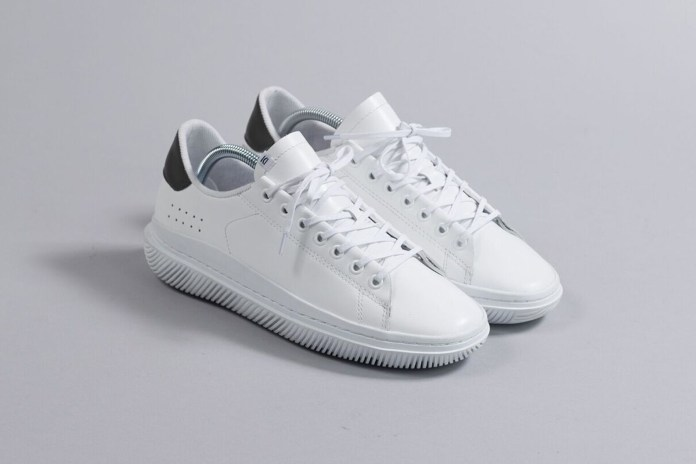 Clear Weather x Barneys Second Exclusive Sneaker