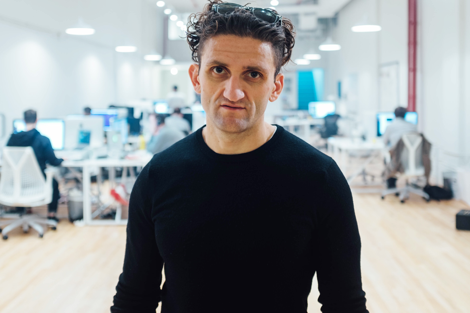 CNN Enlists Casey Neistat for Viral Video Platform | HYPEBEAST
