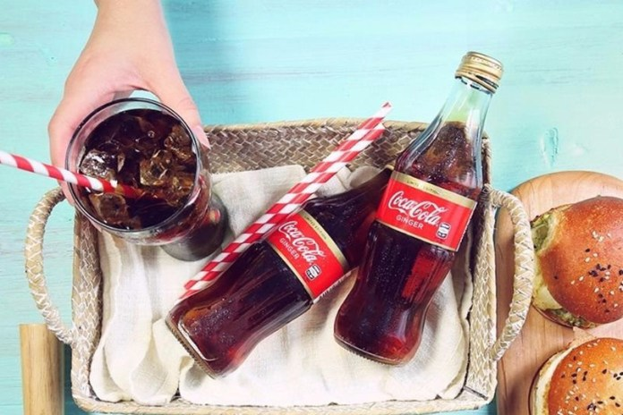 Coca-Cola Introduces a Limited-Edition Ginger Flavor