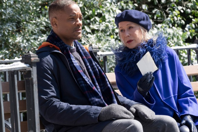 Will Smith Tries to Find Meaning in Love, Time and Death in New 'Collateral Beauty' Trailer