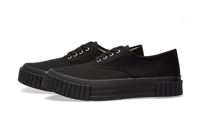 GANRYU COMME des GARÇONS Put a Spin on the Creeper Silhouette