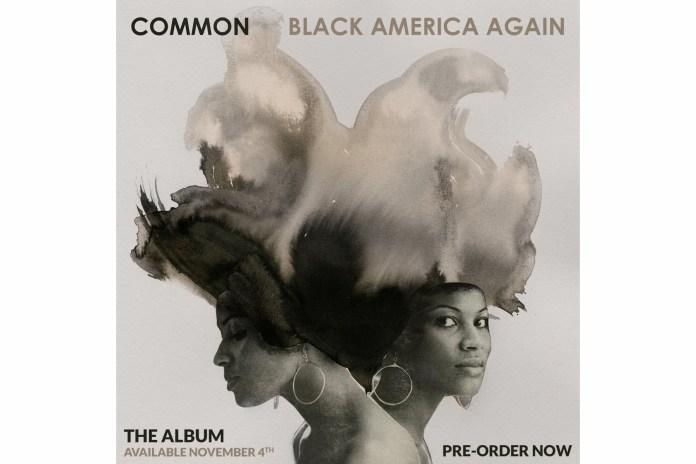 Stream Common's 'Black America Again' Album Here