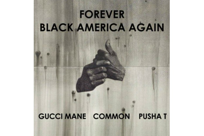 "Gucci Mane & Pusha T Get on Remix to Common's ""Black America"""