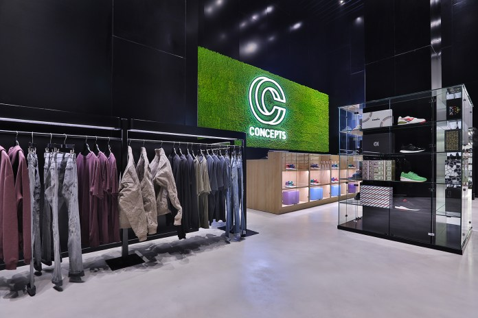 Concepts Goes Global With New Dubai Flagship