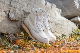 Concepts Teams up With Red Wing for an UItra Clean and Exclusive Moc-Toe Boot