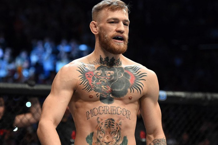 Conor McGregor Challenges Floyd Mayweather to a $100 Million USD Fight