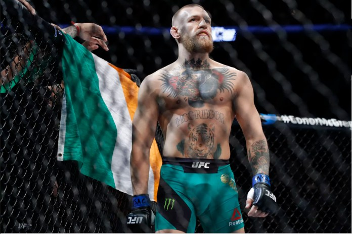 Conor McGregor Has Been Issued a Boxing License in California