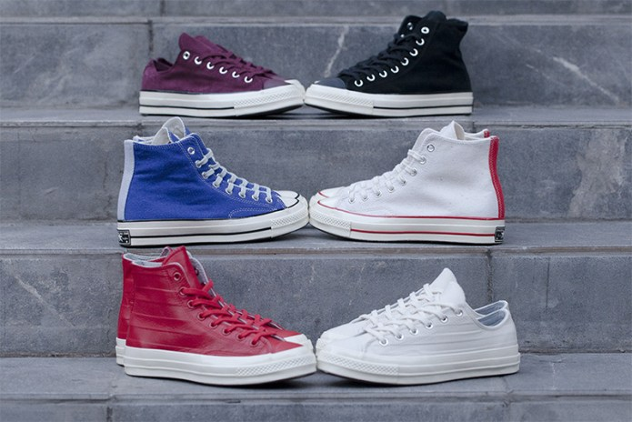 Converse Releases Its Chuck Taylor '70s 2016 Fall/Winter Collection