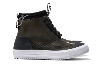 """Converse Unveils the Chuck Taylor Thermo Boot as Part of Its """"Counter Climate"""" Collection"""