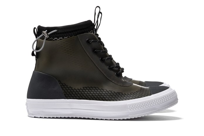 "Converse Unveils the Chuck Taylor Thermo Boot as Part of Its ""Counter Climate"" Collection"
