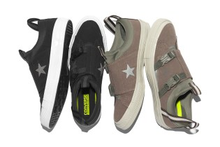 Converse Gives the One Star a Utilitarian Upgrade