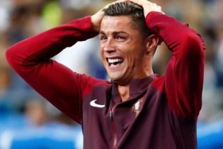 Cristiano Ronaldo's Emotional Speech After Portugal's EURO 2016 Triumph Surfaces