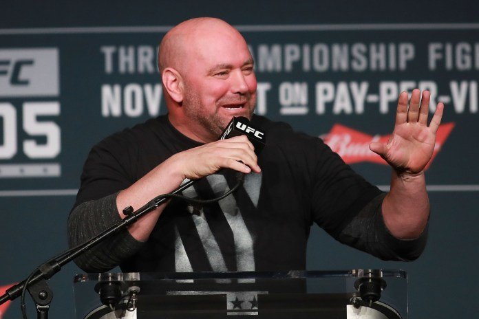 UFC President Dana White Rips Floyd Mayweather for Conor McGregor Comments